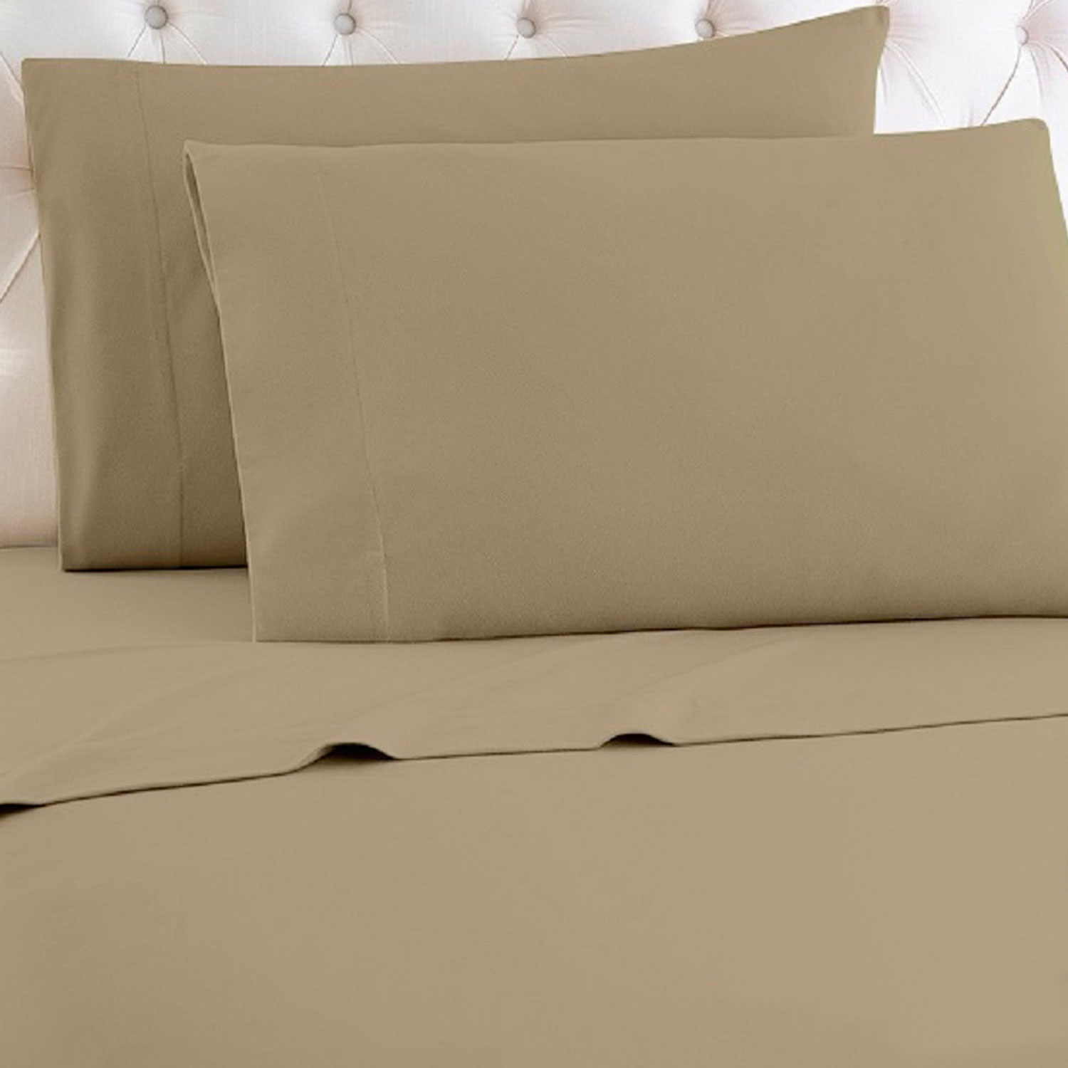 4-Piece Set: 100% Egyptian Cotton 1000 Thread Count Deep Pocket Luxury Sheets