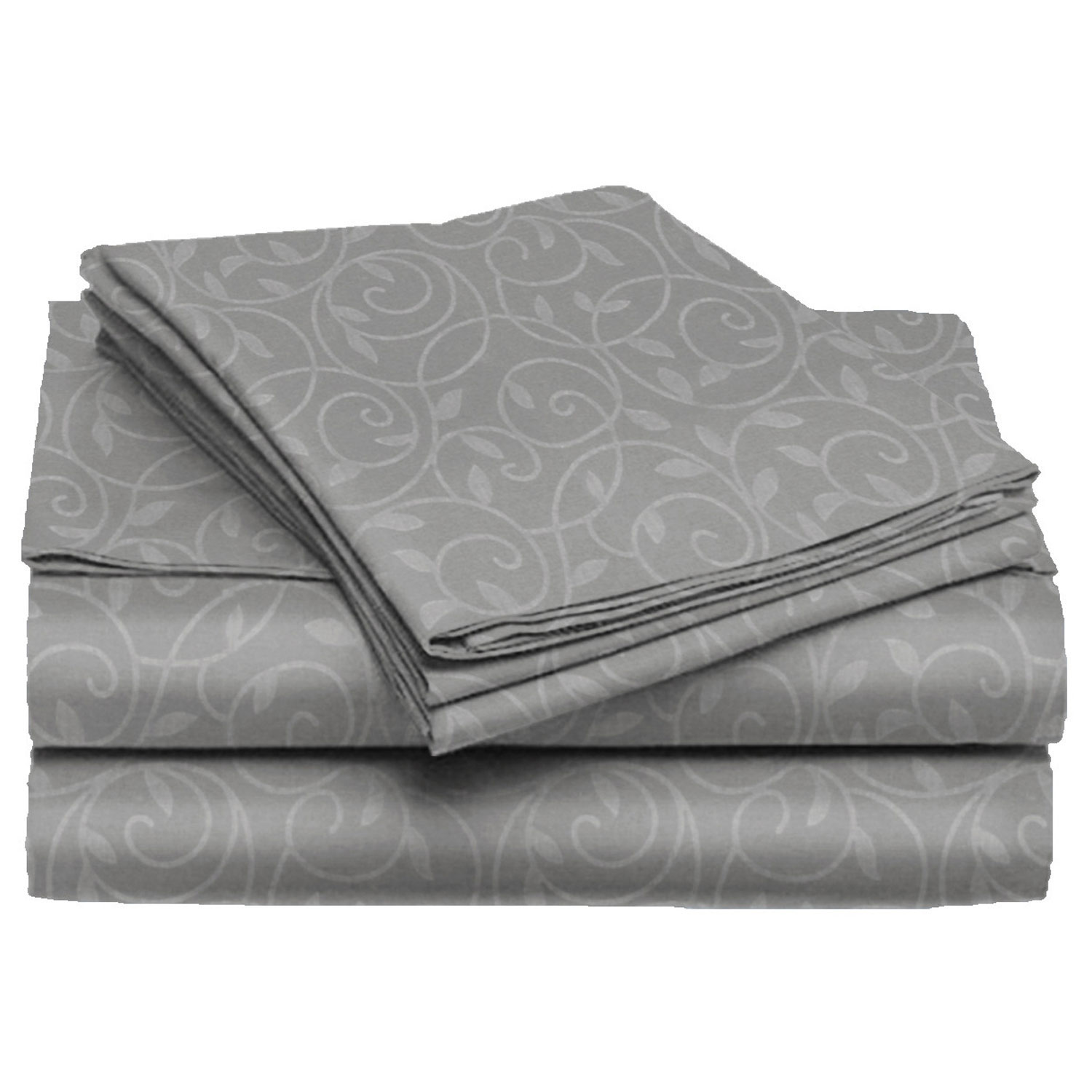 6-Piece Set: Willow Vines Collection Sheets