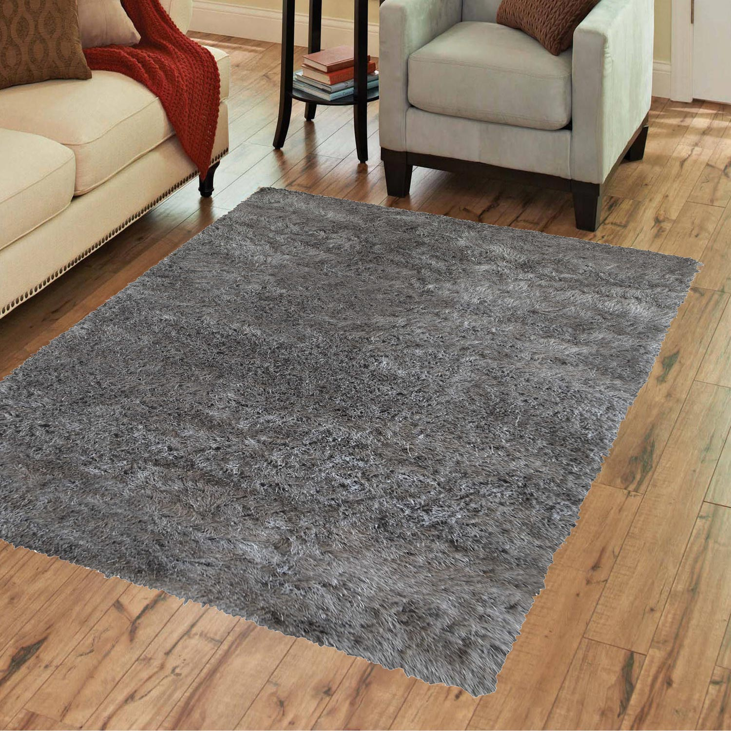 Skusky new york collection eyelash area rug ny3a 105 for Area rugs new york