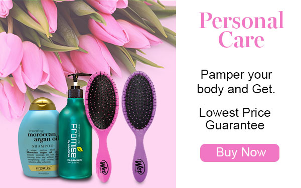 Pamper Yourself with Great Products & Get Free Shipping