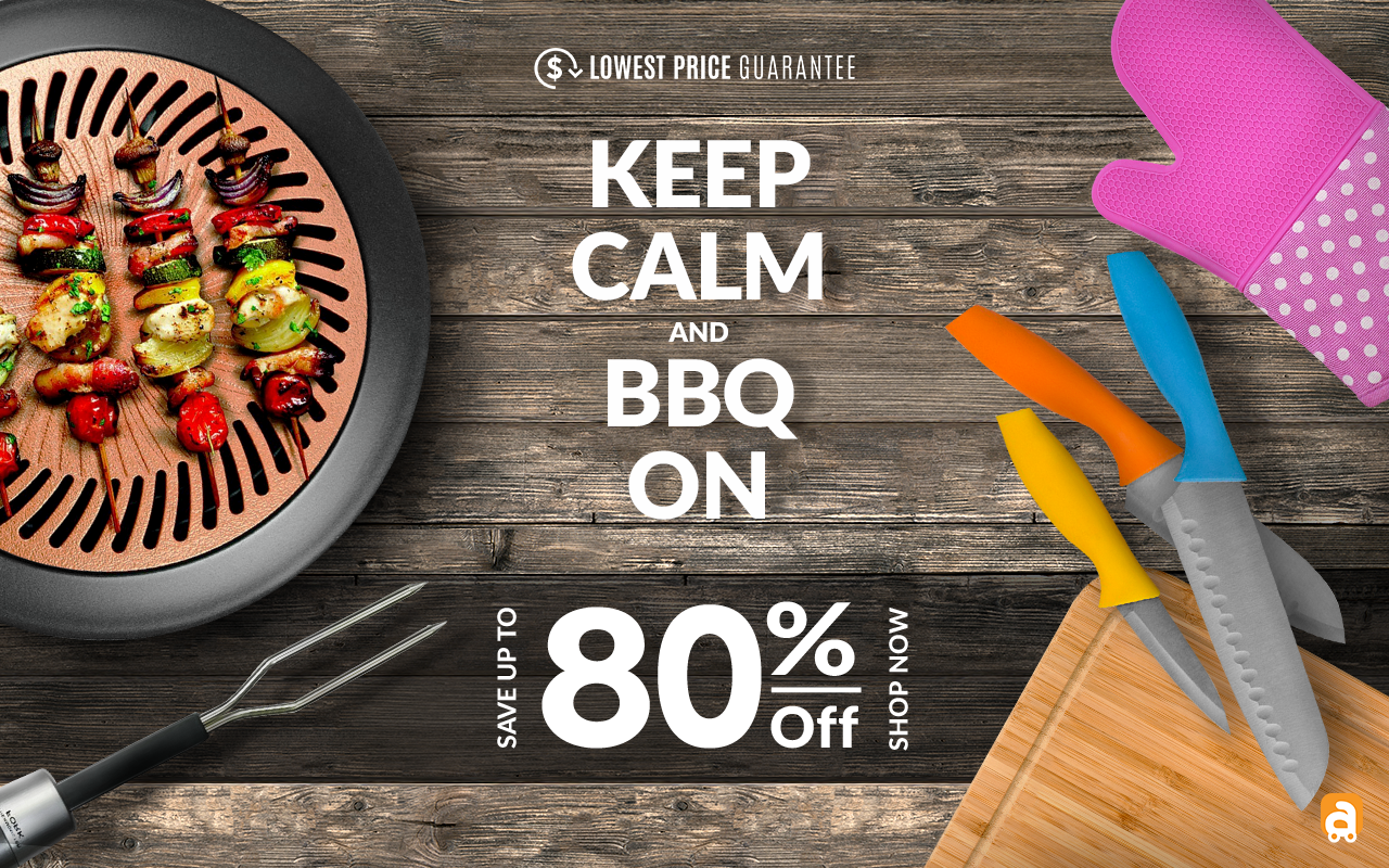The best season is upon us--BBQ