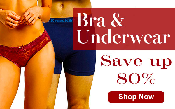 3.	Bra & Underwear Boutique for all || Save up to 80%. Lowest Price Guarantee