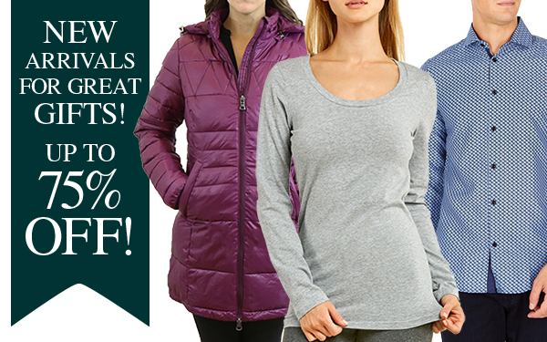 New Arrivals for Great Gifts!