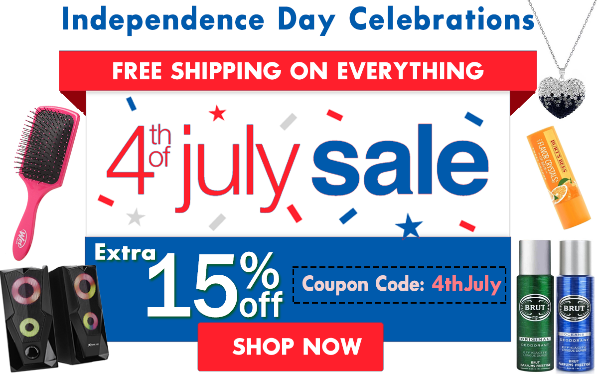 Independence Day Celebrations with Alphabet Deal - Your Online Store