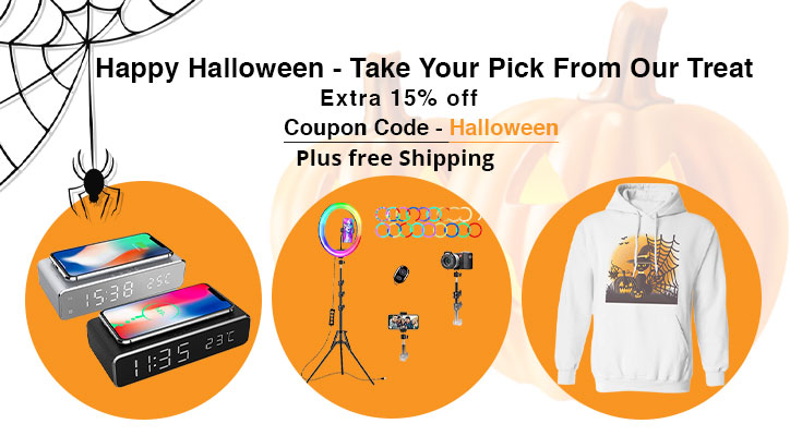 Halloween - It's time again for Spooky Style Fun. We witch you a Bootiful Halloween.